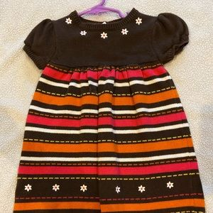 3T Gorgeous Sweater Dress 🍁